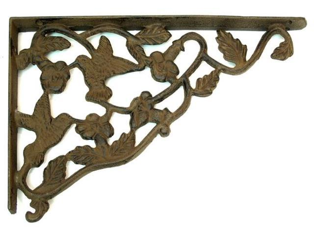 Cast Iron Hummingbird Corner Brace Set of 2-0170S-06504