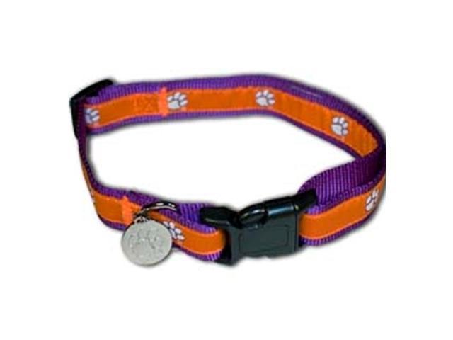 Clemson Dog Collar Large