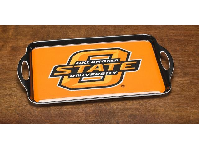 BSI PRODUCTS 38047 Melamine Serving Tray- Oklahoma State Cowboys