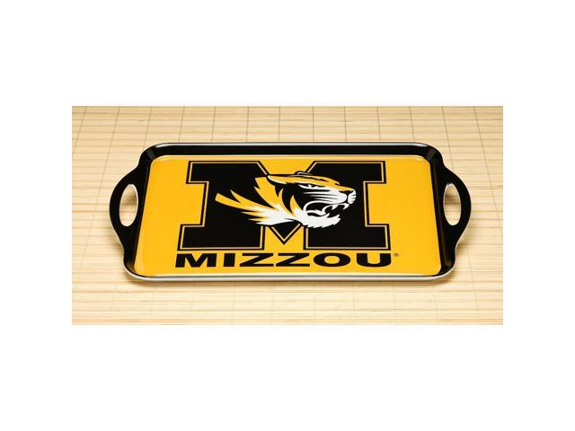 BSI PRODUCTS 38043 Melamine Serving Tray- Missouri Tigers