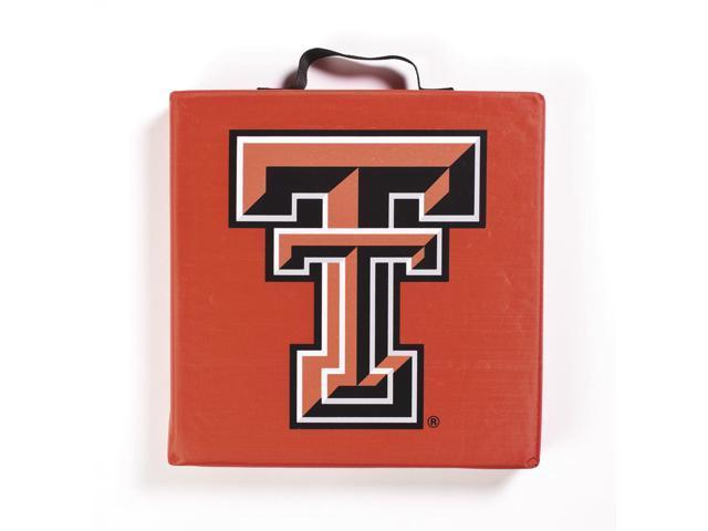 BSI Products 90027 Texas Tech Red Raiders- Seat Cushion
