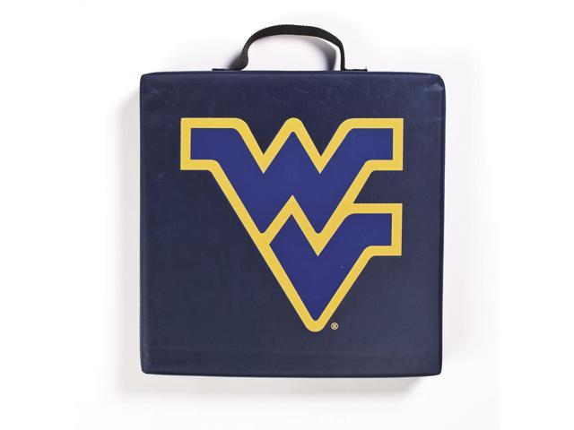 BSI Products 90012 West Virginia Mountaineers- Seat Cushion