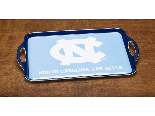 BSI PRODUCTS 38008 Melamine Serving Tray- North Carolina Tar Heels