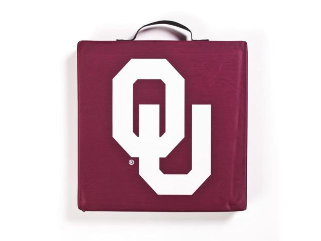 BSI Products 90019 Oklahoma Sooners- Seat Cushion