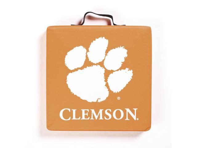 BSI Products 90025 Clemson Tigers- Seat Cushion