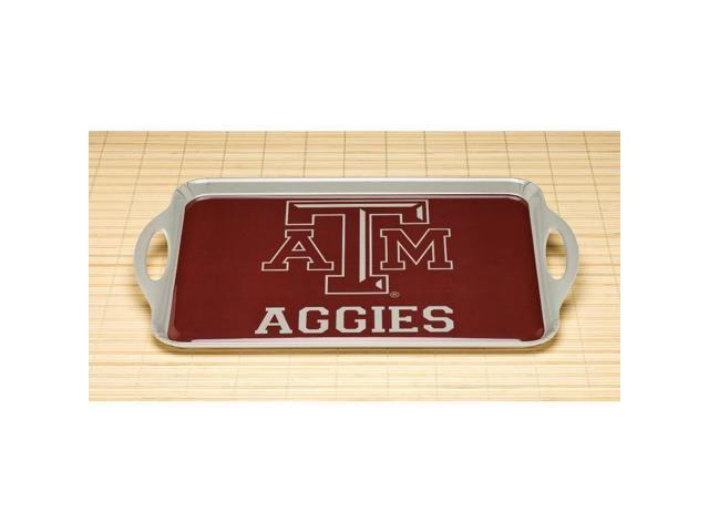 BSI PRODUCTS 38030 Melamine Serving Tray- Texas A&M Aggies