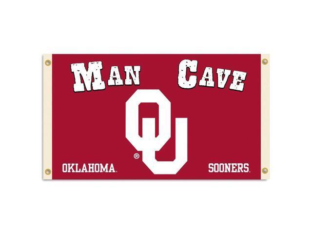 Man Cave 3 Ft. X 5 Ft. Flag W/ 4 Grommets-95619