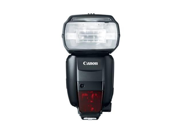 Canon Speedlite 600EX-RT Shoe Mount Flash - Black