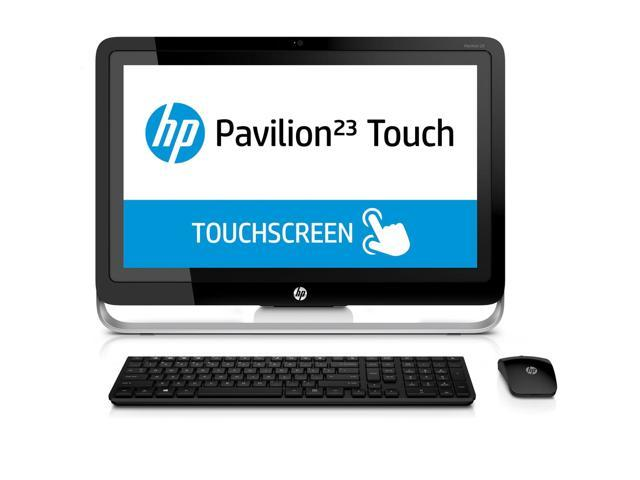 HP Pavilion 23-p027c All-in-One Desktop PC, Intel Core i5, 8GB, 1TB HD, DVD, 23