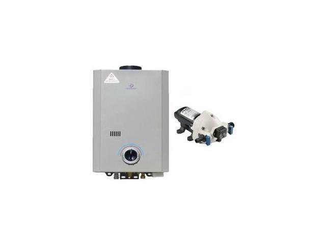 Eccotemp L7 Tankless Water Heater w/ Flojet Pump