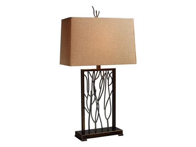 Dimond - Aria Bronze and Iron Belvior Park Table Lamp