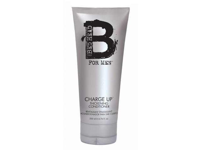 Bed Head B For Men Charge Up Thickening Conditioner - 6.76 oz Conditioner