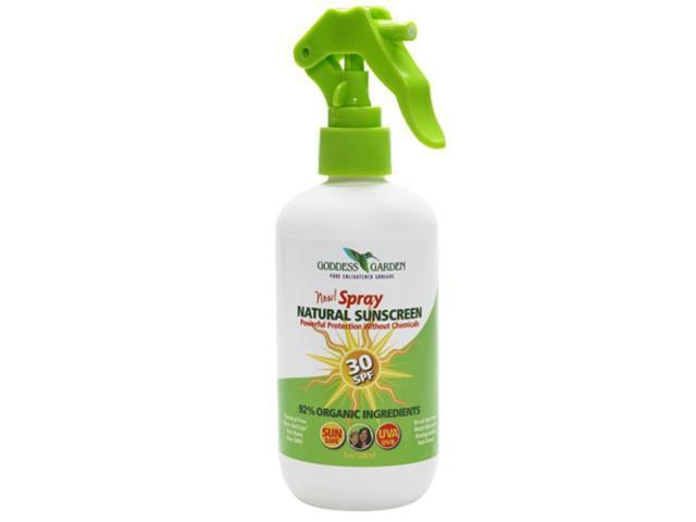 Natural Sunscreen Spray SPF 30