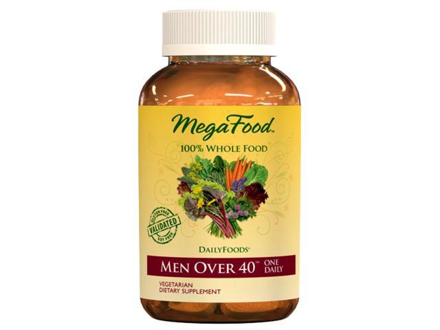 Men Over 40 One Daily - MegaFood - 90 - Tablet