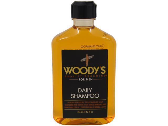 Woody's Daily Shampoo for Men 12 o