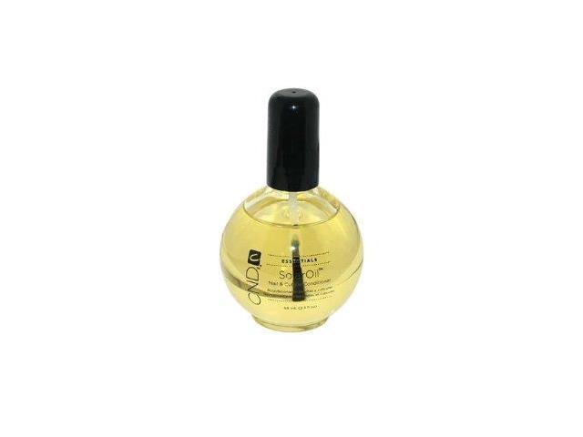 CND: Treatments/Prep Solar Oil Nail & Cuticle Treatment, 2.3 oz