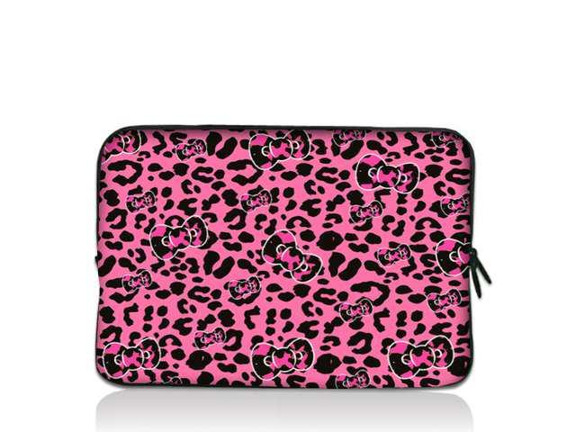 Pink Leopard bow 9.7