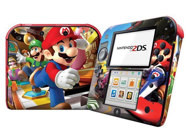 For nintendo 2ds skins skins stickers personalized games for Housse nintendo 2ds