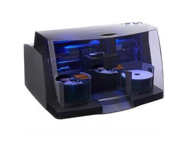Primera Technology - 63504 - Primera Bravo 4100 Inkjet Printer - Color - 4800 x 1200 dpi Print - CD/DVD Print - Desktop