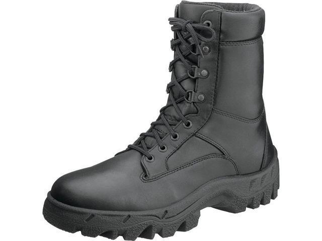 Rocky Work Boots Mens TMC Postal Approved Slip 14 WI Black FQ0005010