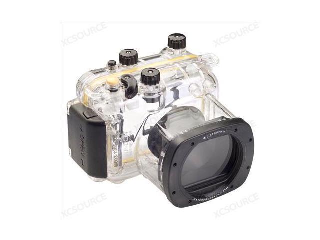 Waterproof Swimming Underwater Housing Case for Canon Powershot G11 G12 LF117