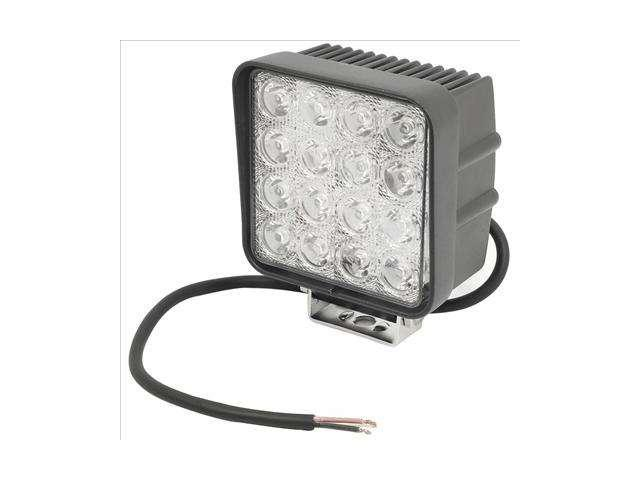 48W 10-30V LED Work Light Offroad Floodlight 2900 Lumen New LD118-NE1