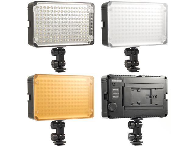 Aputure Amaran 198LED Video Light Lamp AL-198 for Olympus Pentax Panasonic LF170
