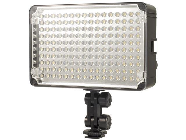 Aputure Branded Amaran 198 LED Video Light + Flash Stand + Hot shoe Spindle +...-NE1