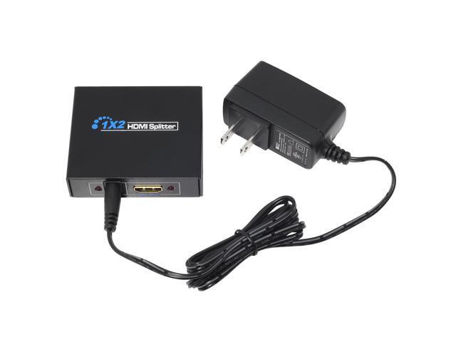 XCSource HDMI Splitter Amplifier Multiplier 1 x 2 Female Support 3D CN10