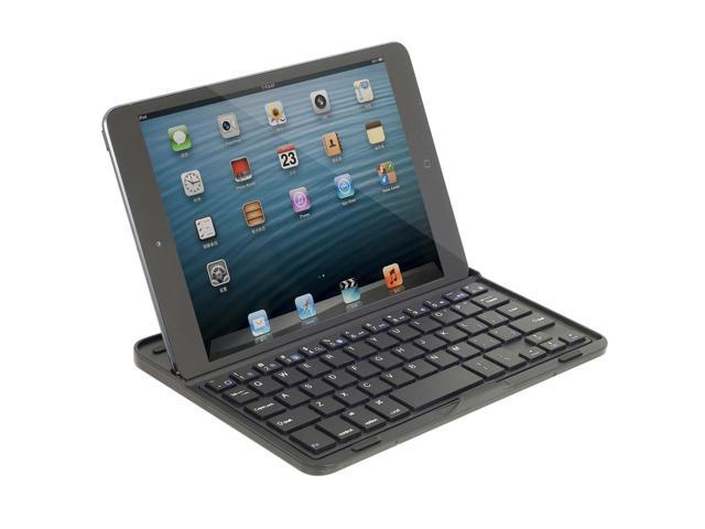Portable Wireless Bluetooth Keyboard Light Case Cover Stand For iPad Mini IP55B