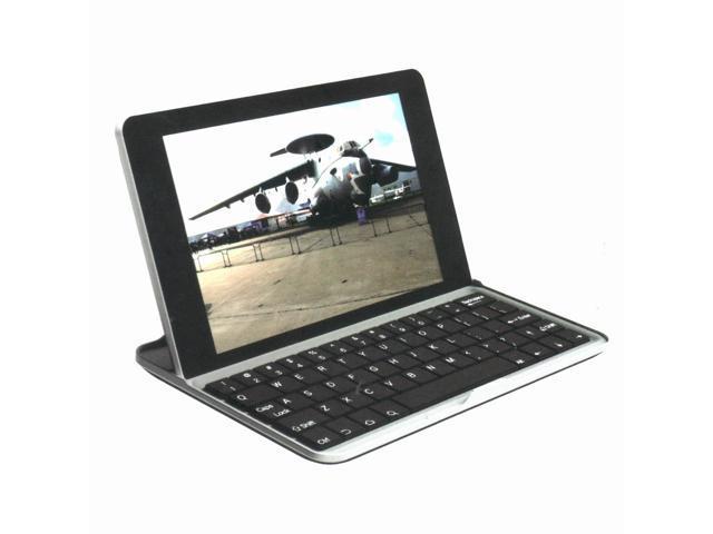 Aluminum Wireless Bluetooth Keyboard Case Dock for Google ASUS NEXUS 7 IP48