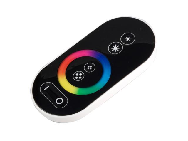 RF Wireless Touching Controller Black For 5050 RGB Led Strip LD70