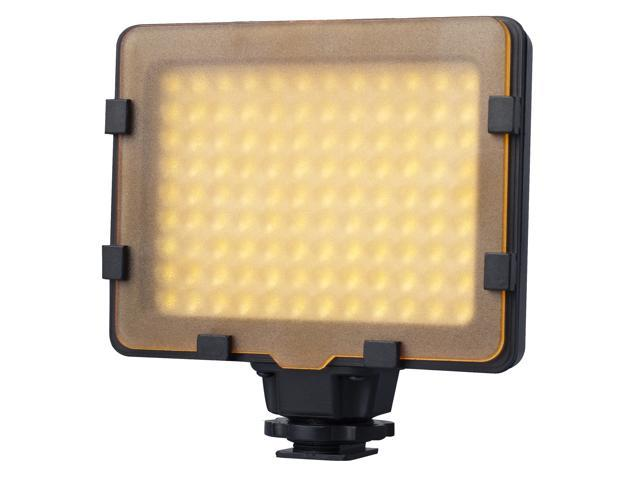 108 LED 5600K/3200K Camera Video Shoe Mount Light Panel + 2 Color Filters DC95