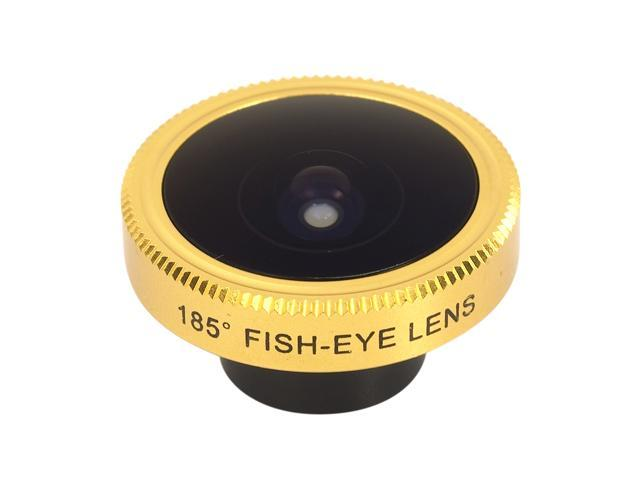 185° Fish Eye Wide Angle Lens With Case for iPhone 4 4S 4G DC235