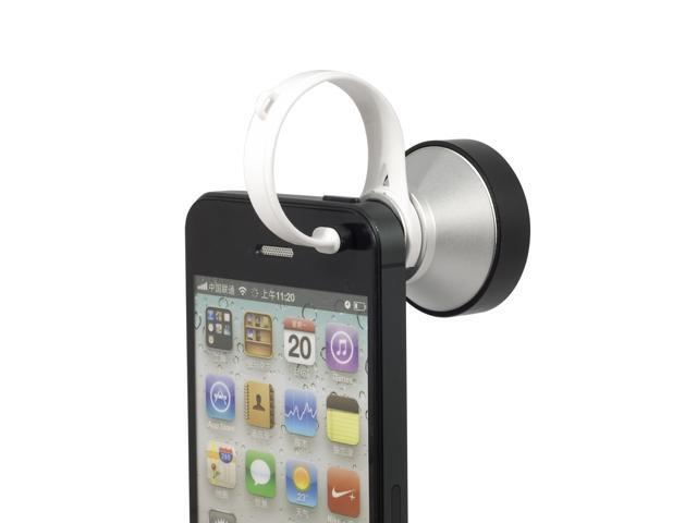 Phone Camera 5x Super Telephoto Lens + Lens Cover (plastic) + Soft Bag For Samsung Galaxy Note 2 II N7100 DC231-NE1