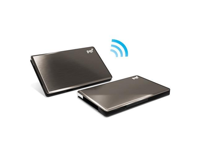 PQI Air Drive USB Portable WIFI Storage Sharing Multi-tasking for Smart Phone PQ7