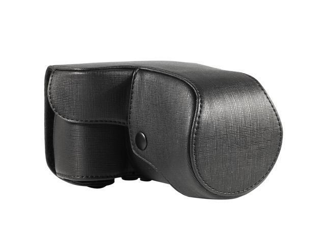 Leather Case Bag Faux PU for SONY NEX-F3K/B F3K/S NEX-F3 18-55mm LF196B [Camera]