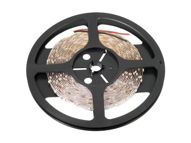 5M 300 LED Strip Light 3528 SMD Warm White Ribbon Tape 12V Flexible Lamp LD167-NE1