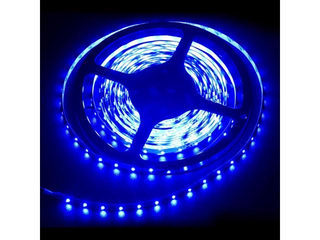 5M 12V 300 LEDs LED Strip Lighting 3528 SMD 5 Colors DIY Party Show Decor LD170