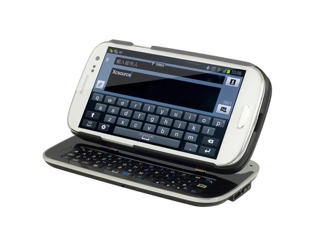 Detachable Wireless Bluetooth Keyboard Case For Samsung Galaxy SIII i9300 PC432B