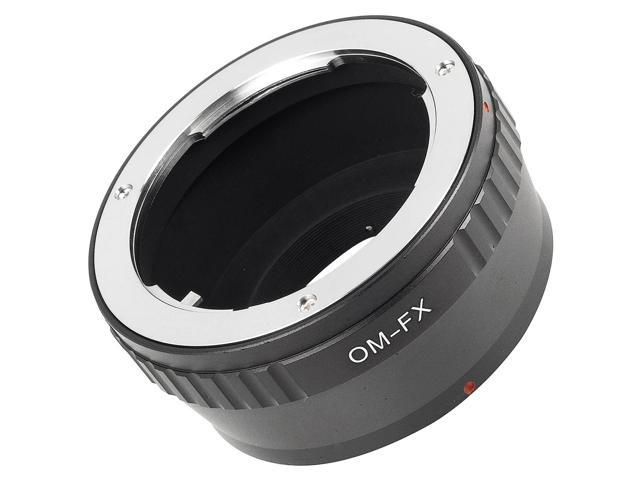 Lens Adapter Ring For Olympus OM lens to Fujifilm Fuji FX X Mount X-Pro1 Came...-NE1