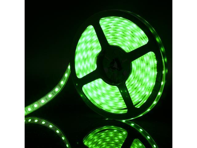 5M 5050 RGB LED Strip Light Flexible 300 SMD 12V 60leds/m LD058