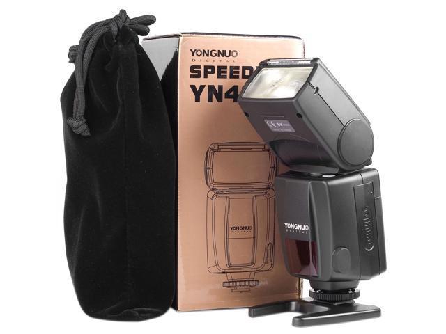 YONGNUO® Yongnuo YN-468 II i-TTL Flash for Nikon D7000 D5000 D5100 D3000 D3100 D300 D300s D200 D90 D80 D70s D60 D40x D40 ...