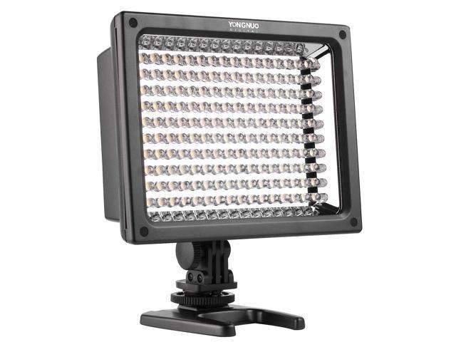 Yongnuo YN-160s LED Video Light for SLR Camera Nikon D3200 D3100 Olympus LF233