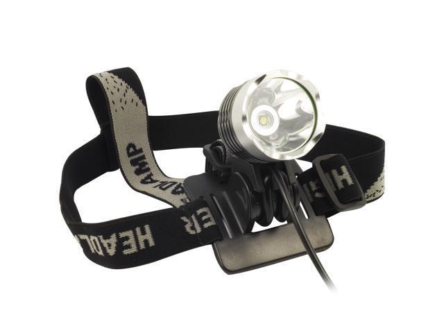 1800Lm CREE XM-L T6 LED Headlamp Headlight 18650 Set UK Charger + Rear light  LD140