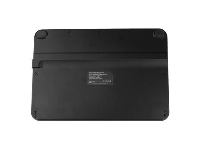 for iPad Mini Portable Bluetooth Keyboard Slidable Case Holder Back Cover IP77-NE1