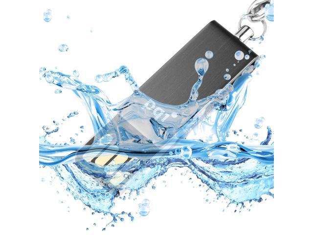 Genuine PQI I812 16GB USB 2.0 Flash Drive Memory Disk Waterproof Black PQ017B