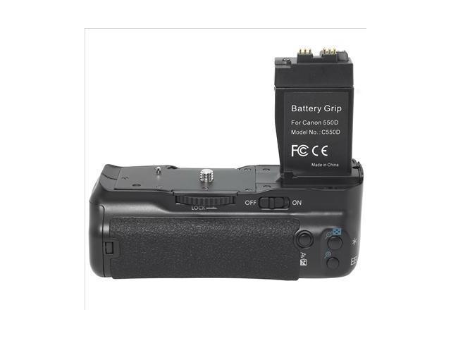 xcsource® Vertical Battery Hand Grip Pack for Canon 550D 600D 650D 700D DSLR Camera LF254