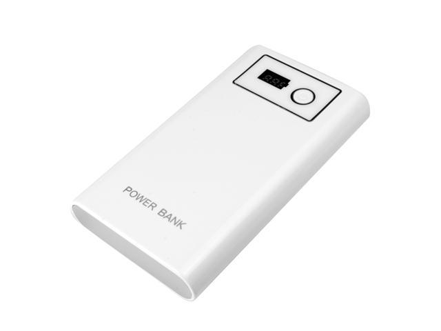 20000mAh Digital Display Dual USB Power Bank for Apple, Samsung, HTC, Nokia, Blackberry, Sony, PSP Camera and others BC240W-NE1