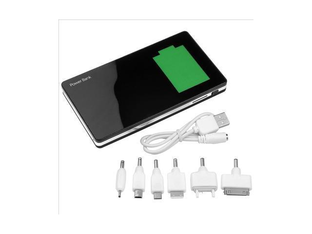 Dual Usb Power Bank for Apple ,Samsung, HTC, NOKIA, Blackberry, Sony, PSP Camera and others BC232-NE1